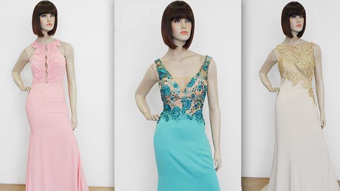 Tipos de vestidos curtos para formatura